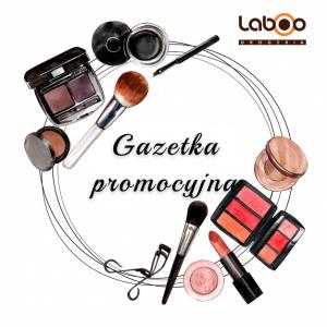 Banner gazety promocyjnej Laboo